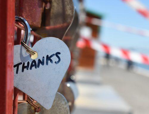 Make Gratitude a habit